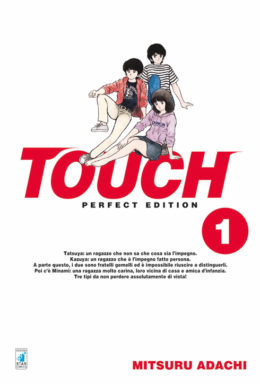 Copertina di Touch Perfect Edition n.1 (DI 12)