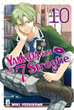 Copertina di Yamada-Kun e le 7 Streghe n.10