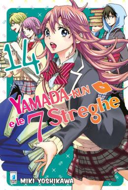 Copertina di Yamada-Kun e le 7 Streghe n.14