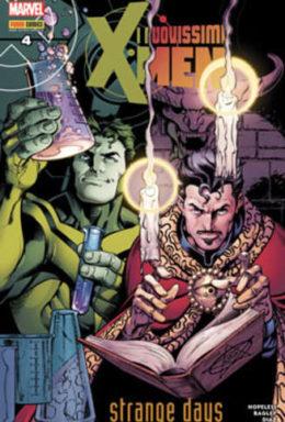 Copertina di I Nuovissimi X-Men 39