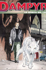 Dampyr n.110 – Lo spirito del lupo
