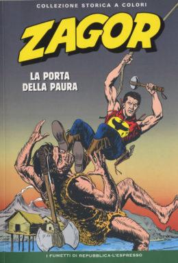 Copertina di Zagor n.8 – Collezione Storica a Colori