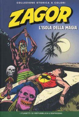 Copertina di Zagor n.38 – Collezione Storica a Colori
