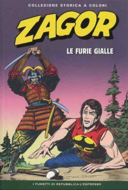 Copertina di Zagor n.47 – Collezione Storica a Colori