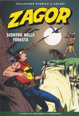 Copertina di Zagor n.3 – Collezione Storica a Colori