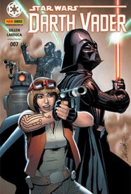Copertina di Star Wars: Darth Vader n.007 Panini Dark n.7