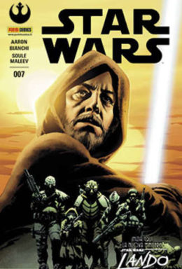 Copertina di Star Wars n.007 Cover A