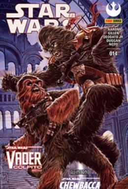 Copertina di Star Wars n.14