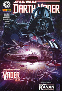 Copertina di Star Wars: Darth Vader n.011 Panini Dark n.11