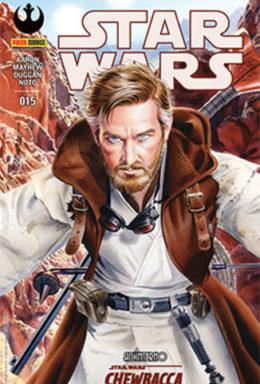 Copertina di Star Wars n.015