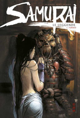 Copertina di Samurai: Le Leggende n.1