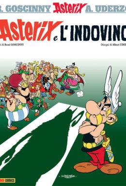 Copertina di Asterix e l'indovino