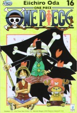 Copertina di One Piece New Edition n.16 – Greatest 112