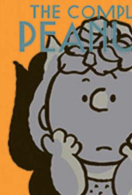 Copertina di The complete peanuts 25 (1999-2000)
