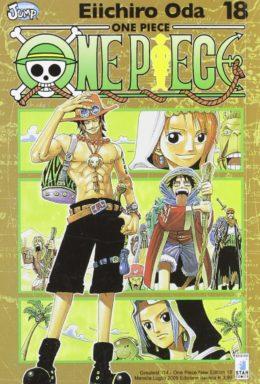 Copertina di One Piece New Edition n.18 – Greatest 114