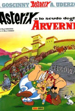 Copertina di Asterix E Lo Scudo Degli Arverni