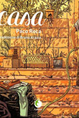 Copertina di La casa – Paco Roca