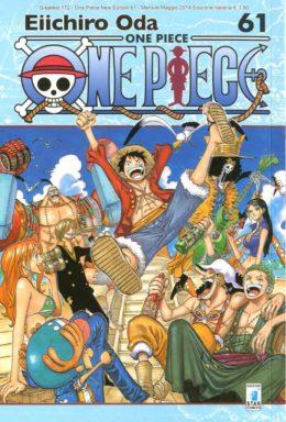Copertina di One Piece New Edition n.61 – Greatest 172