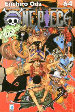 Copertina di One Piece New Edition n.64 – Greatest 180