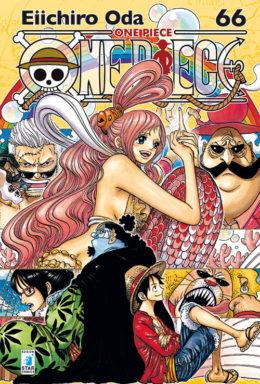 Copertina di One Piece New Edition n.66 – Greatest 186