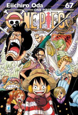 Copertina di One Piece New Edition n.67 – Greatest 189