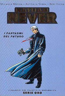 Copertina di I Classici del fumetto di Repubblica n.33 – Serie Oro – Nathan Never