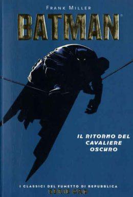 Copertina di I Classici del fumetto di Repubblica n.23 – Serie Oro – Batman
