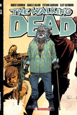 Copertina di The Walking Dead n.35 – ECONOMICO – Cover B