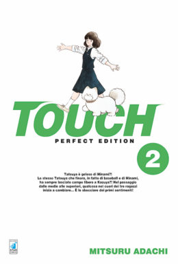 Copertina di Touch Perfect Edition n.2 (DI 12)