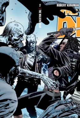 Copertina di The Walking Dead n.27