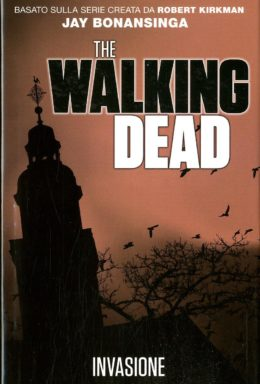 Copertina di The Walking Dead – Invasione