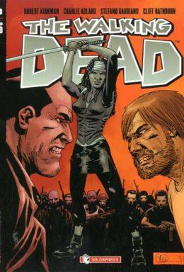 Copertina di The Walking Dead n.33 – ECONOMICO – Cover A