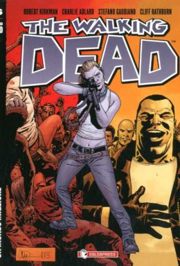Copertina di The Walking Dead n.36 – ECONOMICO – Cover B
