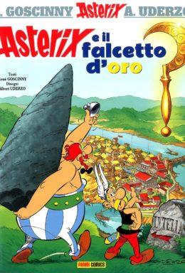 Copertina di Asterix E Il Falcetto D'oro