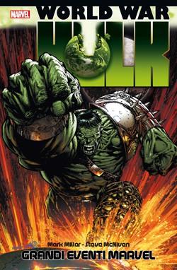 Copertina di World War Hulk – III Ristampa