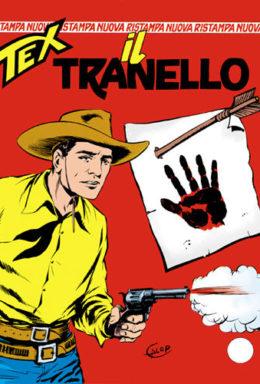 Copertina di Tex Nuova Ristampa n.10 – Il tranello