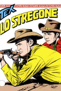 Copertina di Tex Nuova Ristampa n.49 – Lo stregone