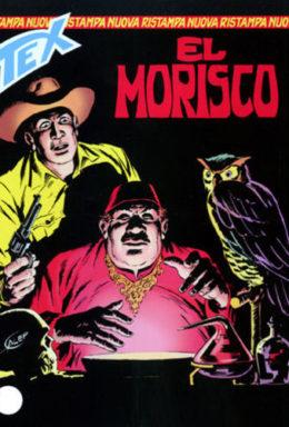 Copertina di Tex Nuova Ristampa n.101 – El Morisco