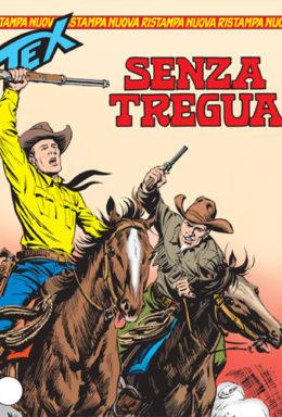 Copertina di Tex Nuova Ristampa n.119 – Senza tregua!