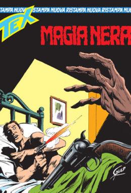 Copertina di Tex Nuova Ristampa n.127 – Magia nera