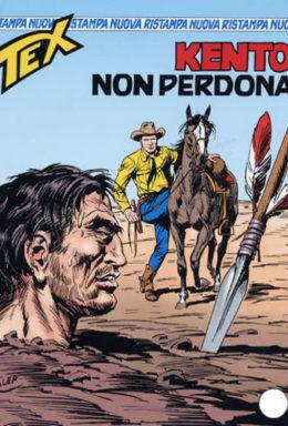 Copertina di Tex Nuova Ristampa n.148 – Kento non perdona