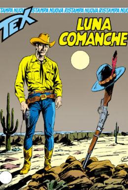 Copertina di Tex Nuova Ristampa n.296 – Luna Comanche