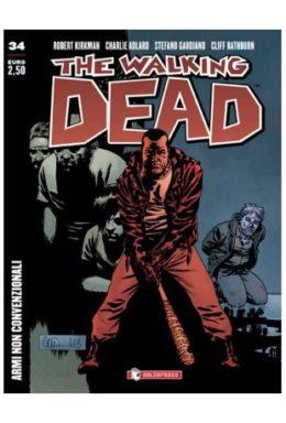 Copertina di The Walking Dead n.34 – ECONOMICO – Cover A