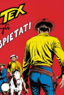 Copertina di Tex n.88 – Gli spietati
