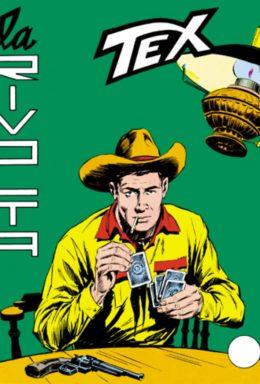 Copertina di Tex n.56 – La rivolta