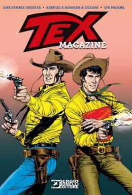 Copertina di Tex Magazine n.2 (2017)