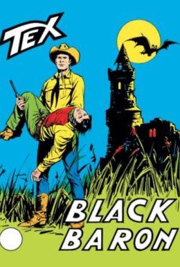 Copertina di Tex n.94 – Black Baron