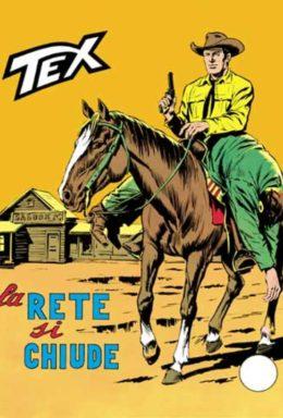 Copertina di Tex n.112 – La Rete Si Chiude