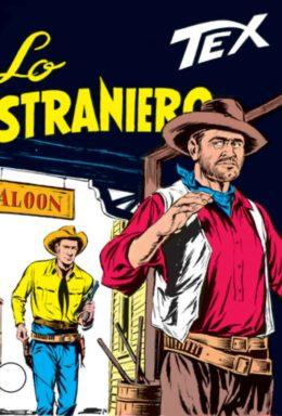 Copertina di Tex n.97 – Lo straniero