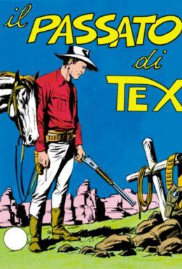 Copertina di Tex n.83 – Il passato di Tex